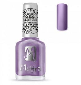 Moyra Moyra Stamping nail polish SP 11 Metal Purple