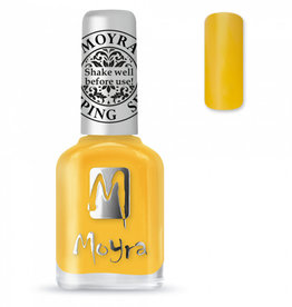 Moyra Moyra Stamping nail polish SP12 Yellow