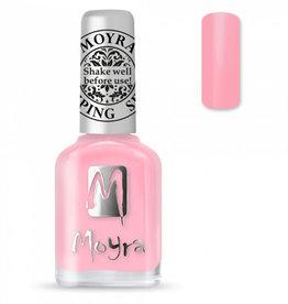 Moyra Moyra Stamping nail polish SP19 Light Pink
