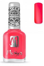 Moyra Moyra Stamping nail polish SP20 Neon Pink