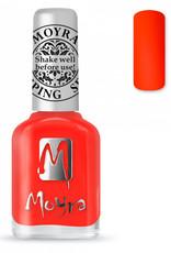 Moyra Moyra Stamping nail polish SP21 Neon Red