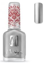 Moyra Moyra Stamping nail polish SP25 Chrome Silver