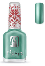 Moyra Moyra Stamping nail polish SP27 Chrome Green