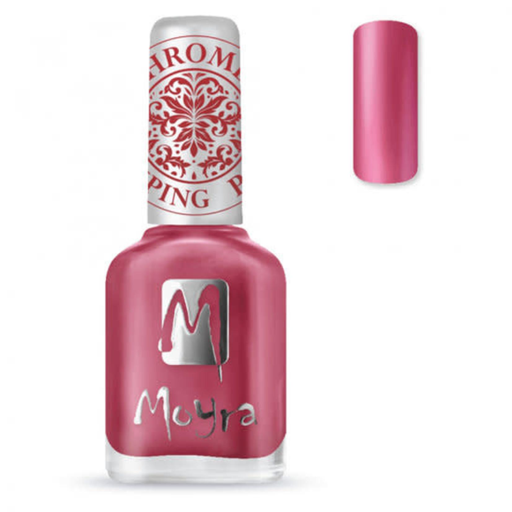Moyra Moyra Stamping nail polish SP29 Chrome Rose