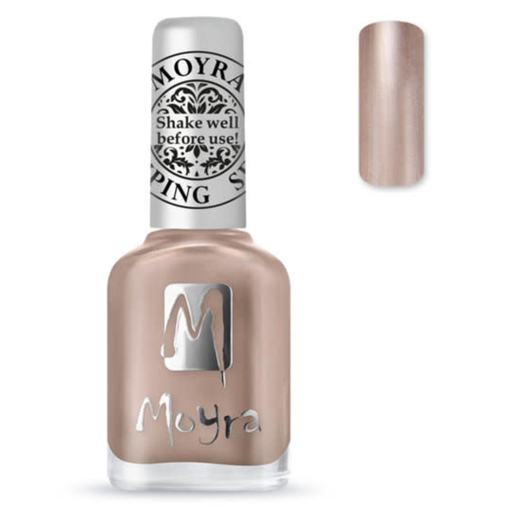Moyra Moyra Stamping nail polish SP34 Rose Gold