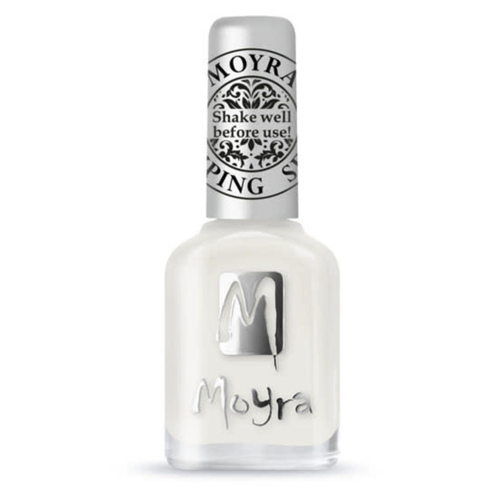 Moyra Moyra Stamping nail polish top coat  SP Aqua Top Coat