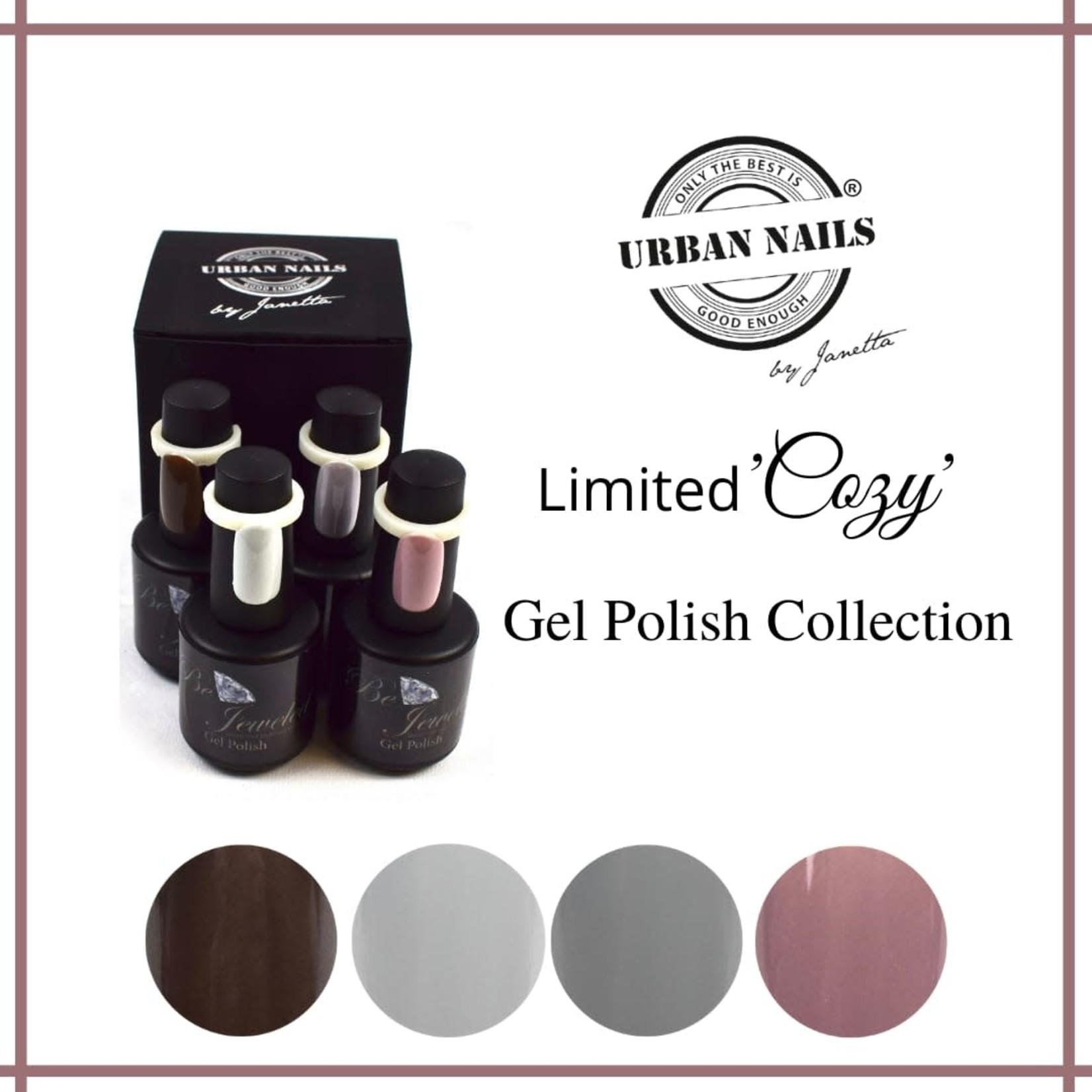 Urban Nails Cozy Limited Gelpolish collection