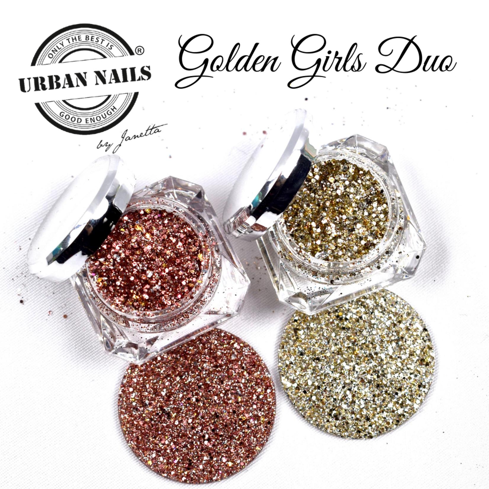 Urban Nails Golden Girls Duo