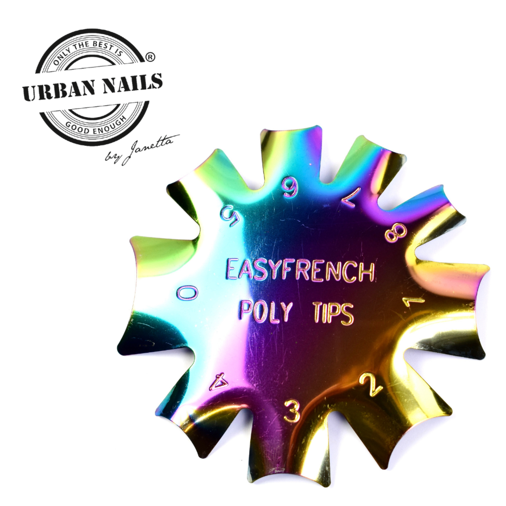 Urban Nails Easy French smile cutter 02