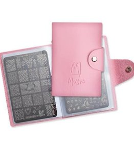 Moyra Moyra Stamping plate holder  rose