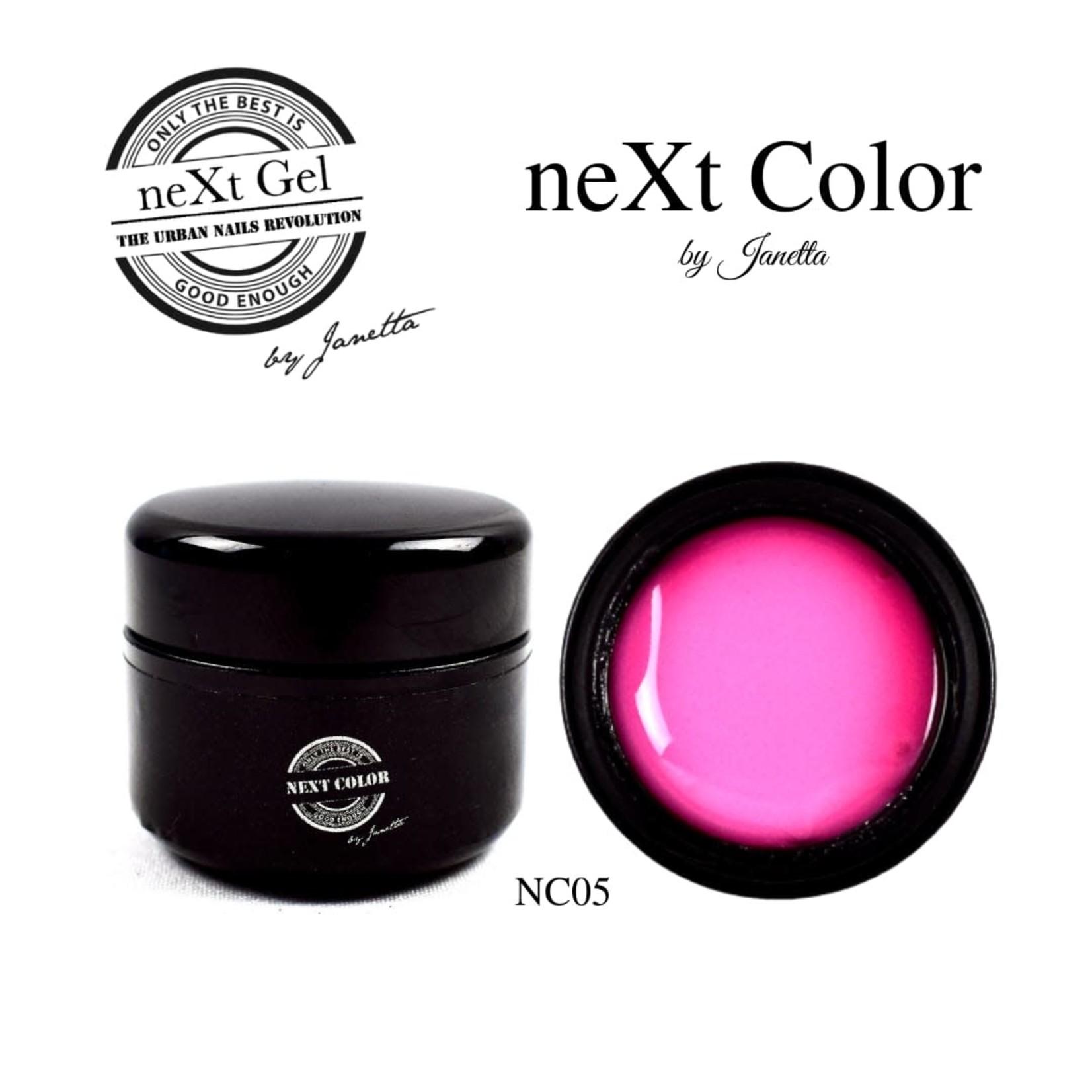 Urban Nails NeXt Color NC05 Roze