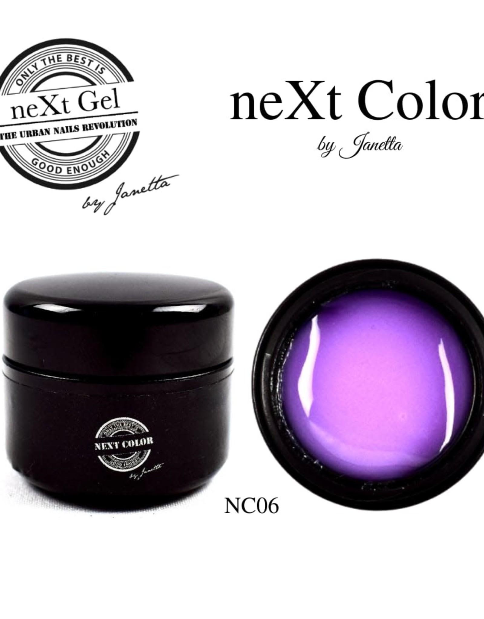 Urban Nails NeXt Color NC06