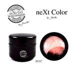 Urban Nails NeXt Color NC07 Licht Nude Glitter