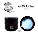 Urban Nails NeXt Color NC08 Licht Blauw glitter