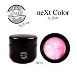 Urban Nails NeXt Color NC10 Licht Roze Glitter