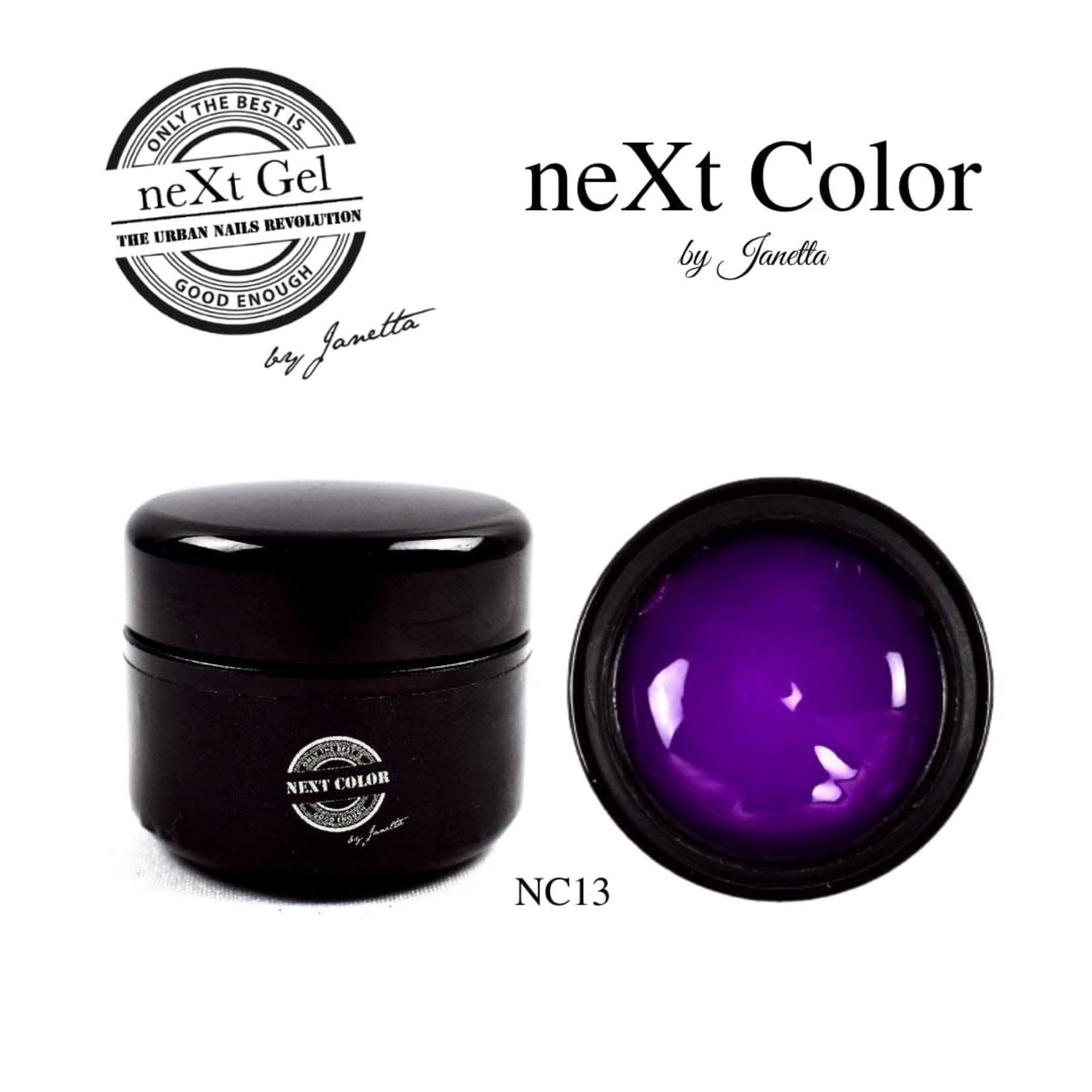 Urban Nails NeXt Color NC13 Fel Paars