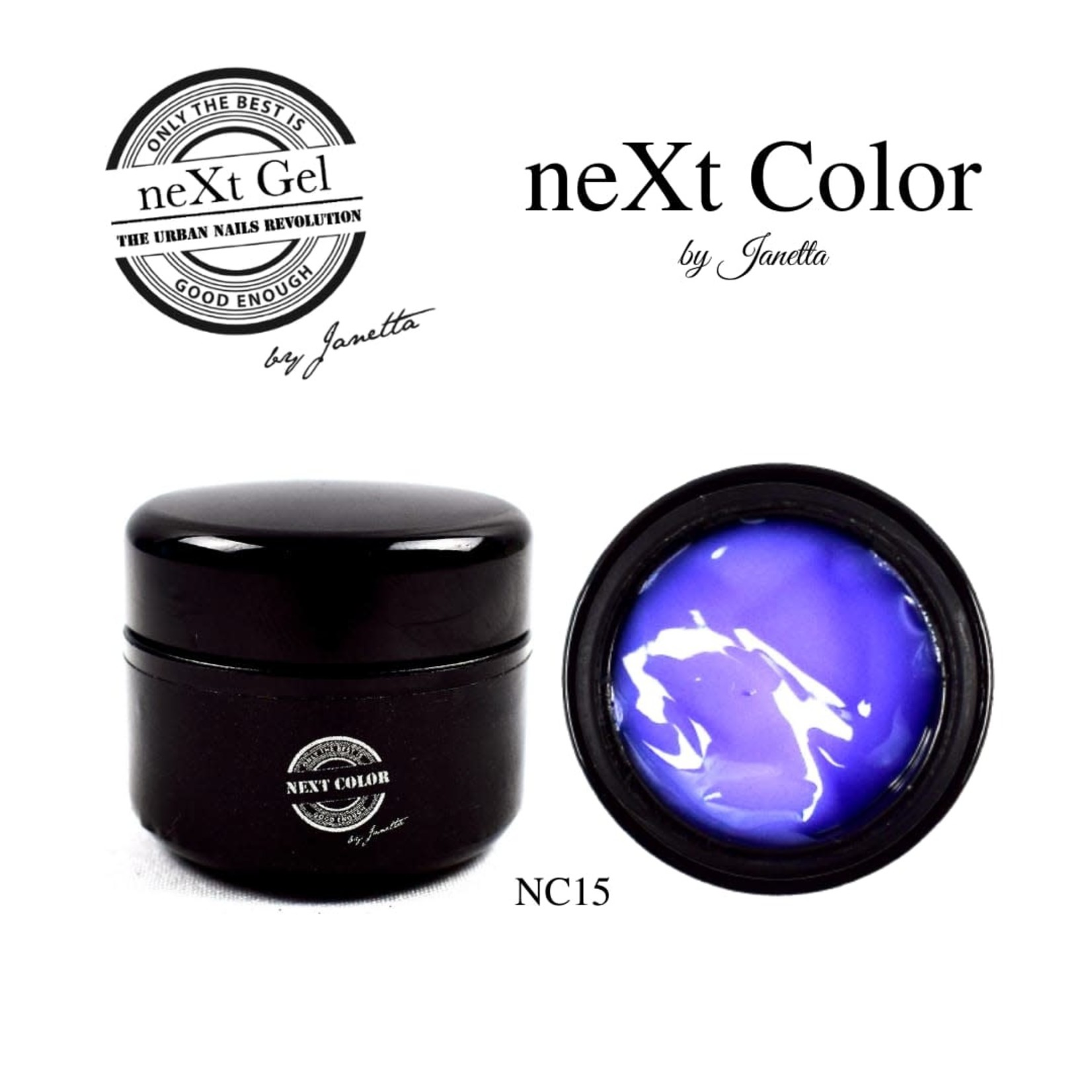 Urban Nails NeXt Color NC15 Paars
