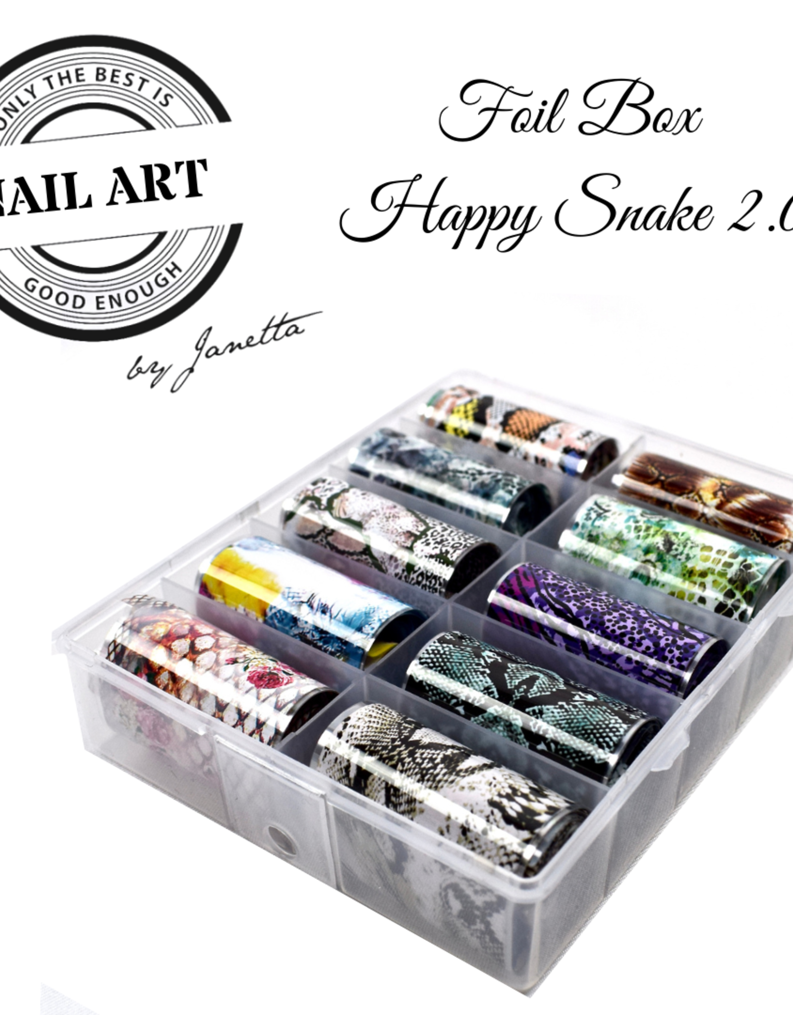 Urban Nails Foilbox Happy snake 2.0
