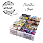 Urban Nails Foil box Jungle