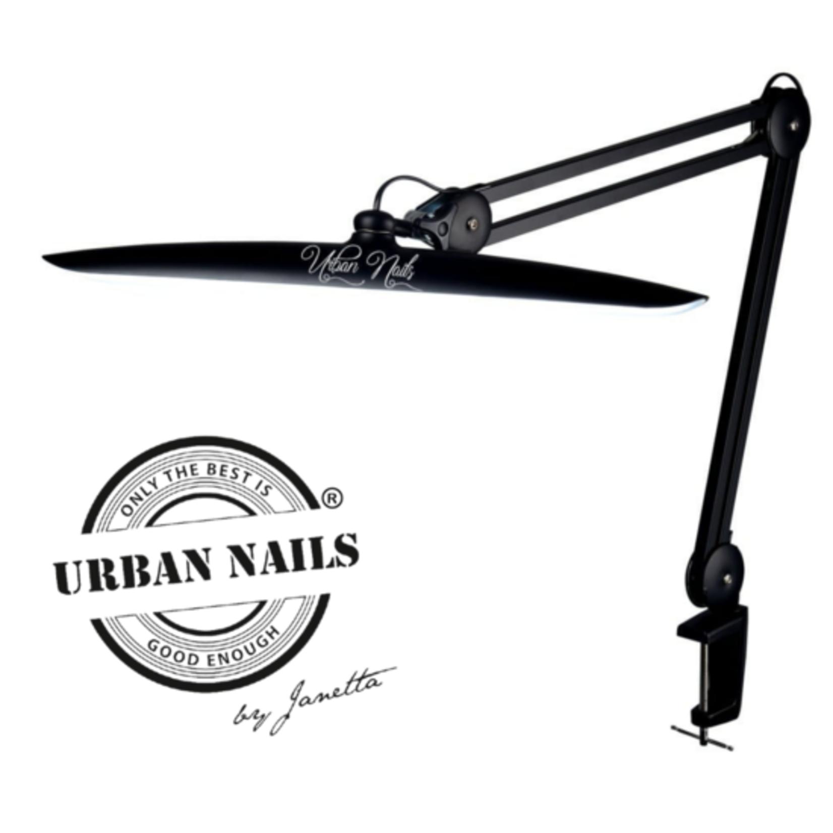Urban Nails Led Tafel/Bureau/Daglicht Lamp zwart