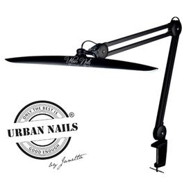 Urban Nails Nieuw Led Tafel/Bureau/Daglicht Lamp zwart