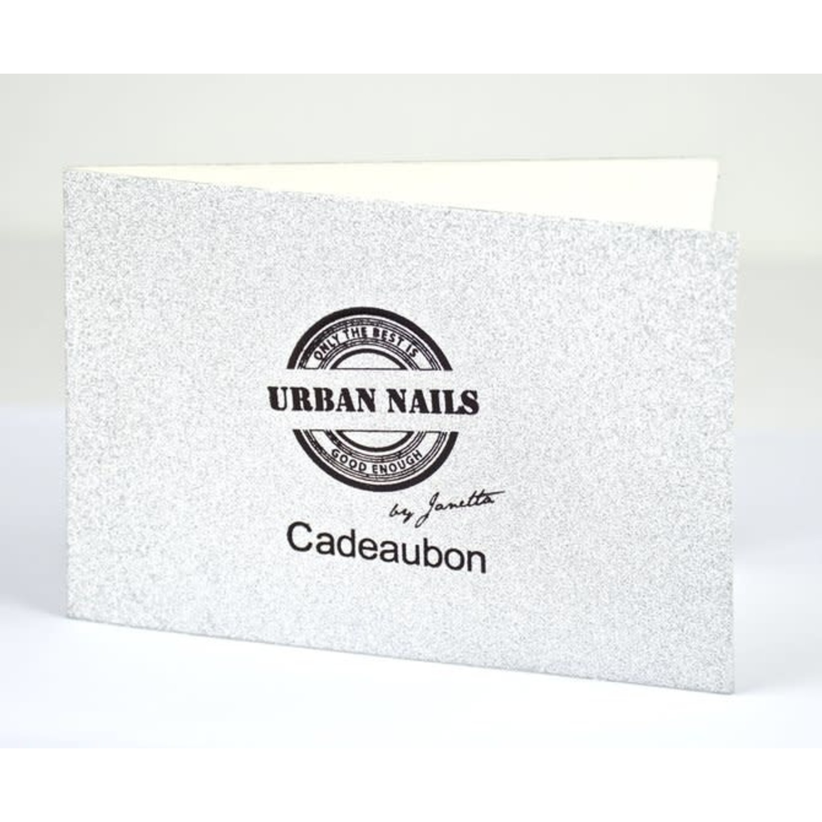 Urban Nails Cadeaubon leeg