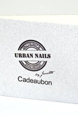 Urban Nails Cadeaubon 50 €