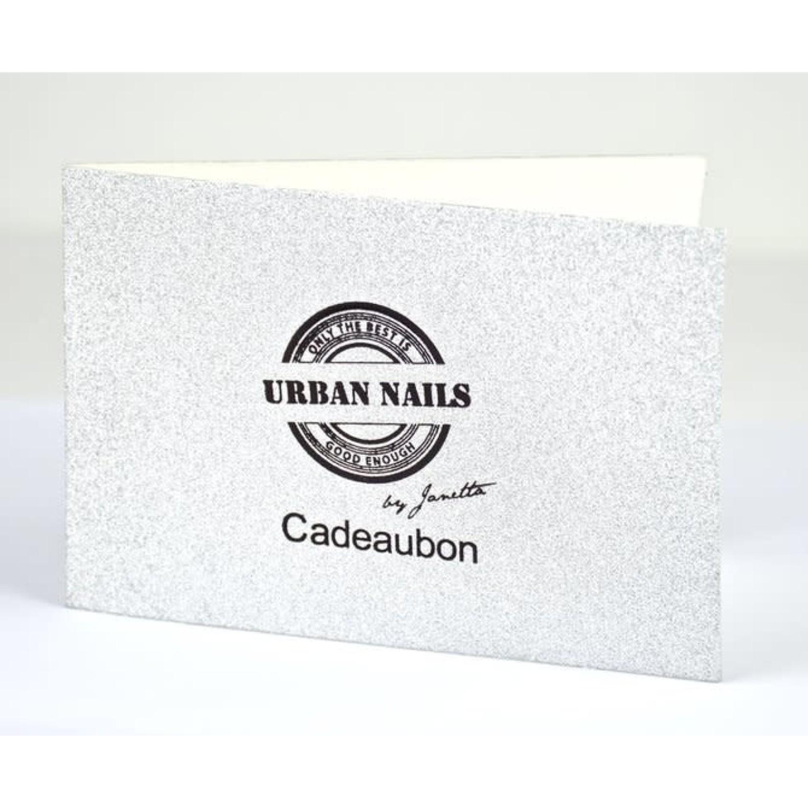 Urban Nails Cadeaubon 50  '¬