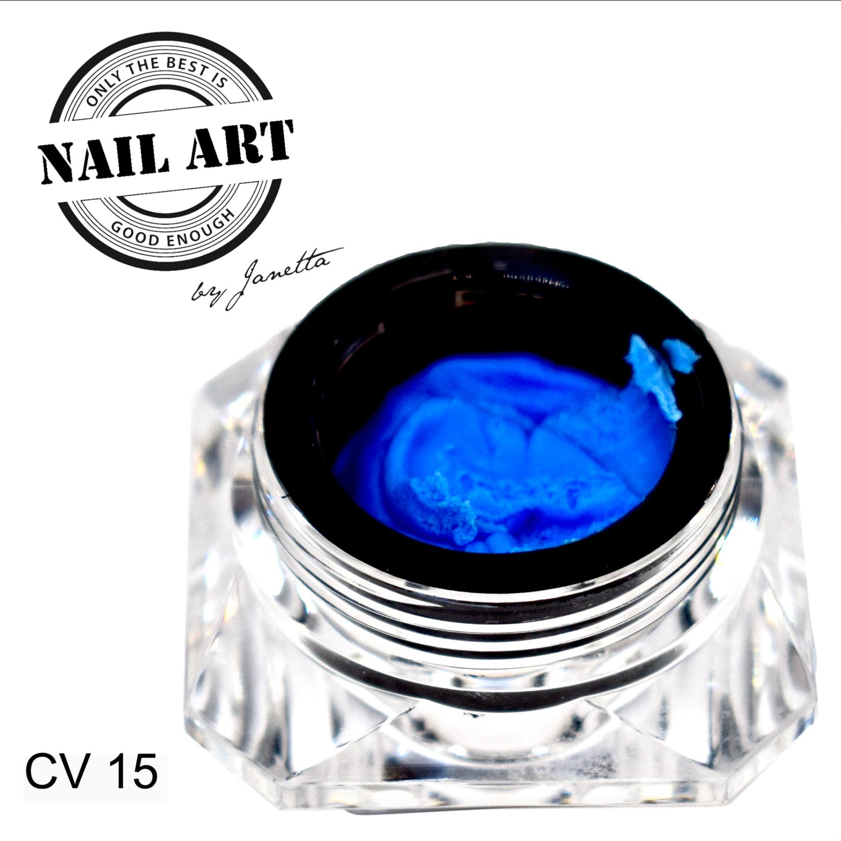 Urban Nails Carving Gel 15 Kobalt
