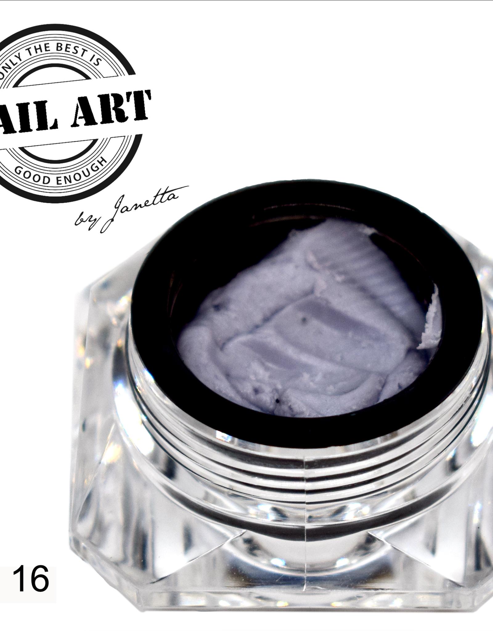Urban Nails Carving Gel 16