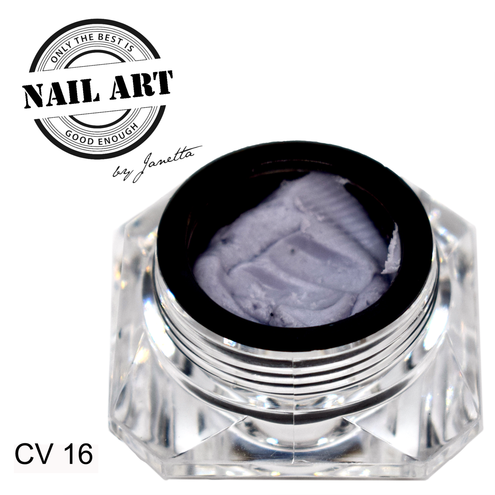 Urban Nails Carving Gel 16 Licht Grijs