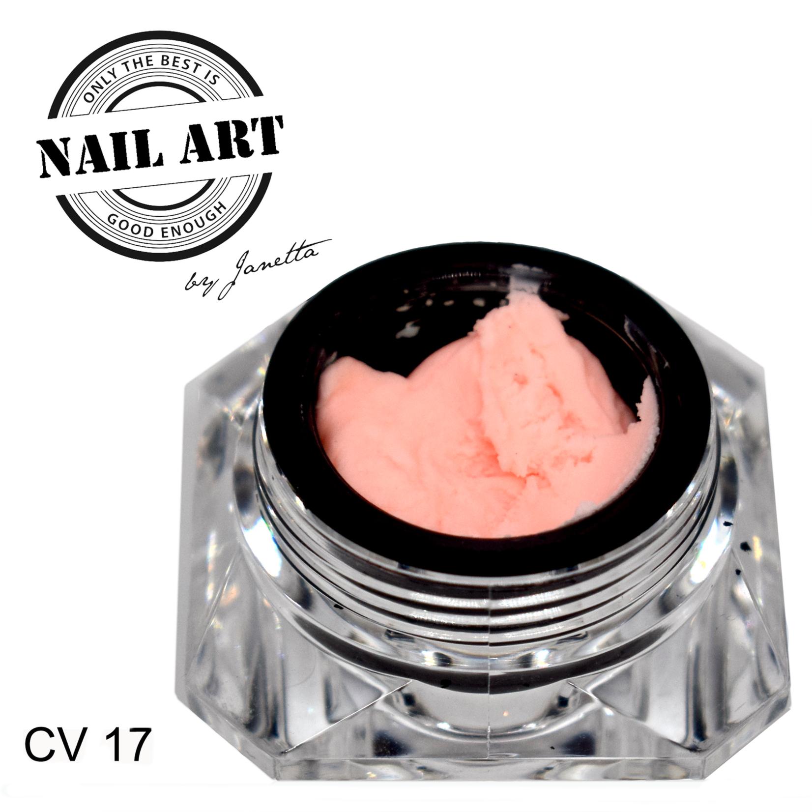 Urban Nails Carving Gel 17 Zalm