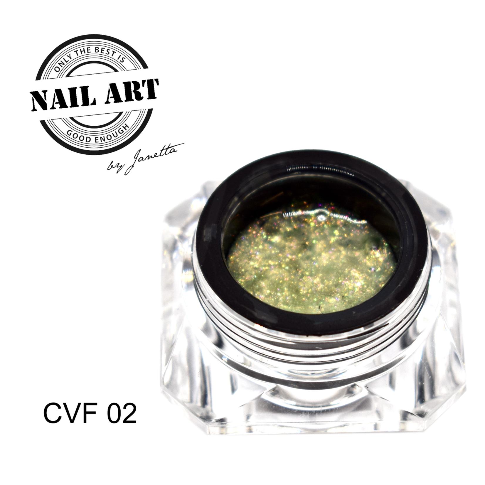 Urban Nails Carving Gel Flexy 02 Goud