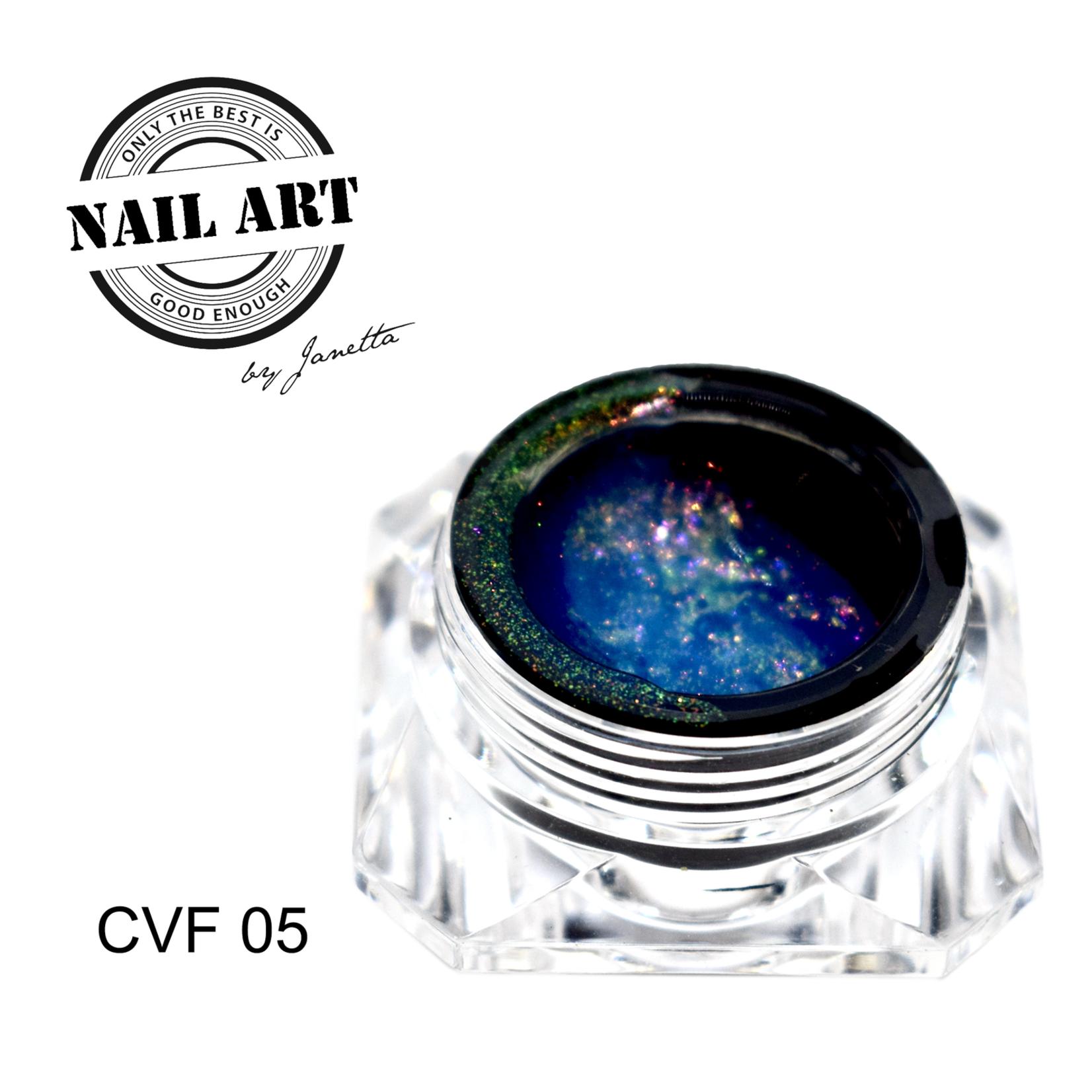 Urban Nails Carving Gel Flexy 05 Blauw