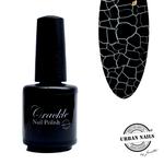 Urban Nails Crackle Nail Polish 2 Zwart