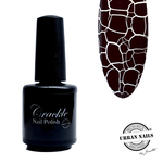 Urban Nails Crackle Nail Polish 4 Bruin