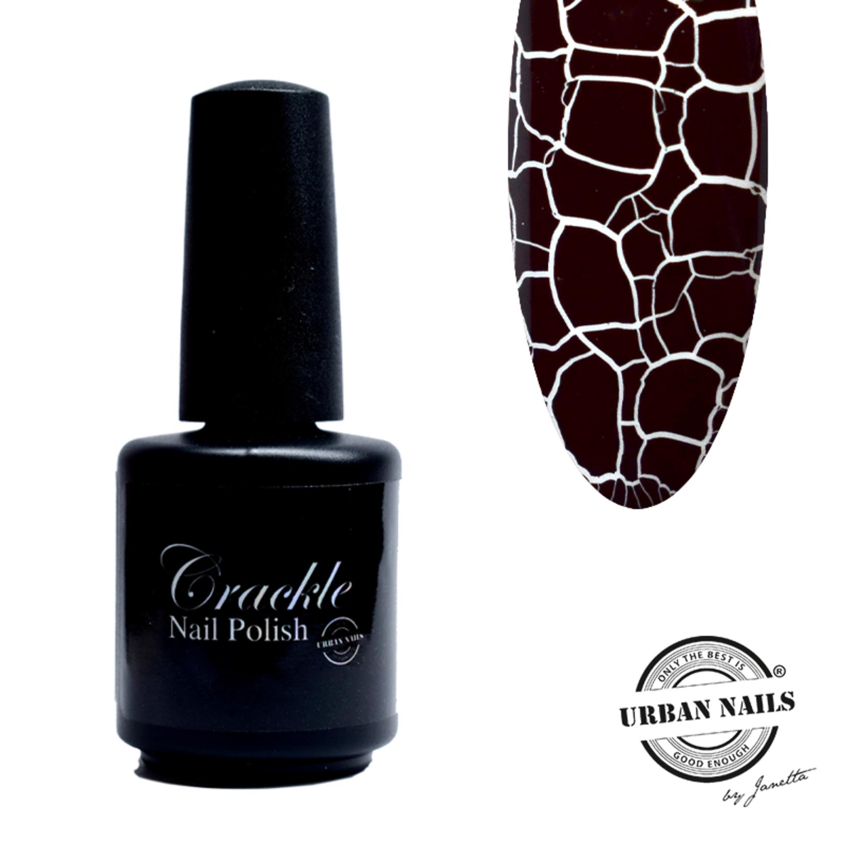 Urban Nails Crackle Nail Polish 4 Bruin