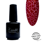 Urban Nails Crackle Nail Polish 5 Magneta