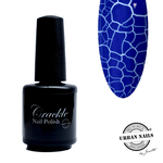 Urban Nails Crackle Nail Polish 7 Blauw