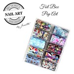 Urban Nails Foil Box Pop Art