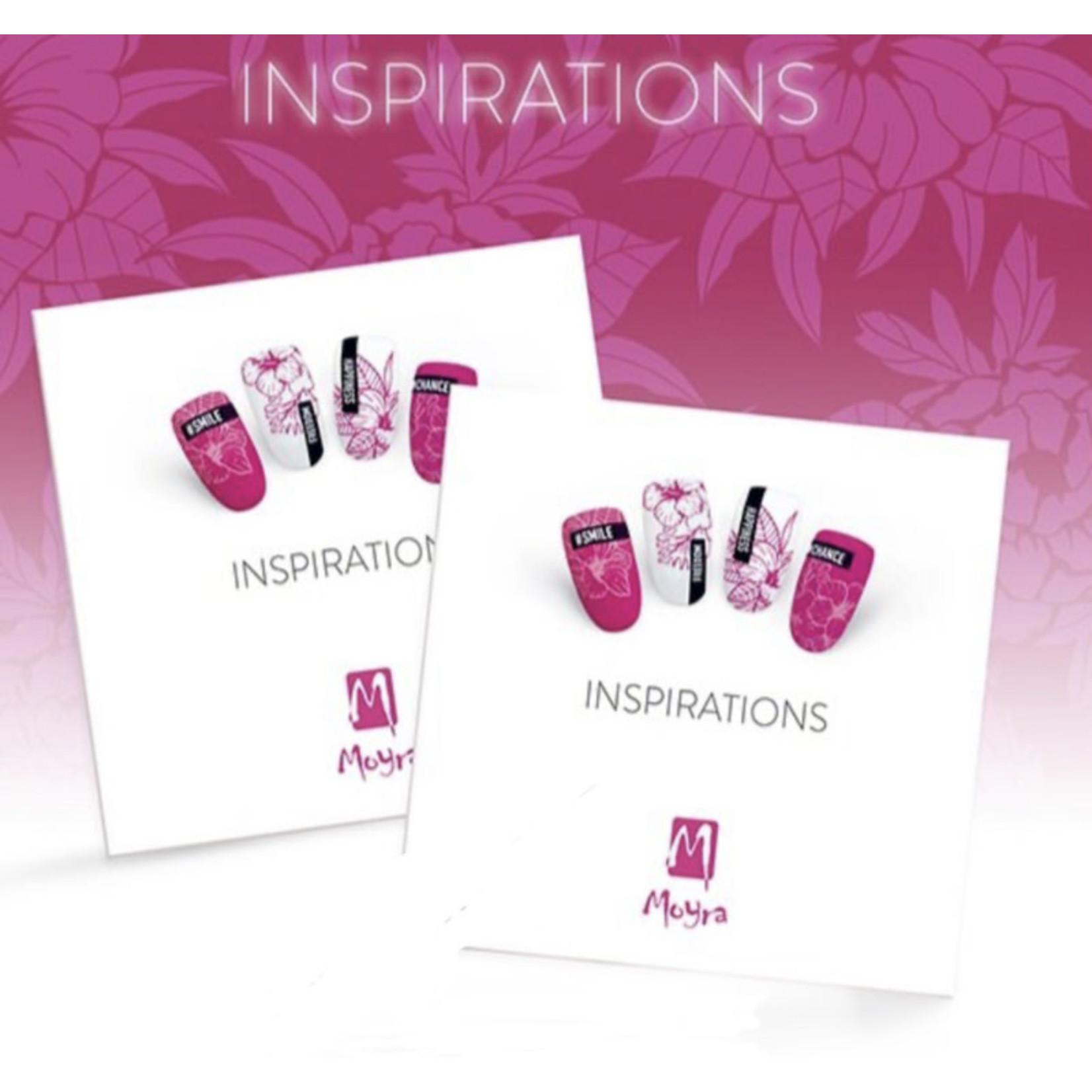 Moyra Moyra Stamping Inspirations