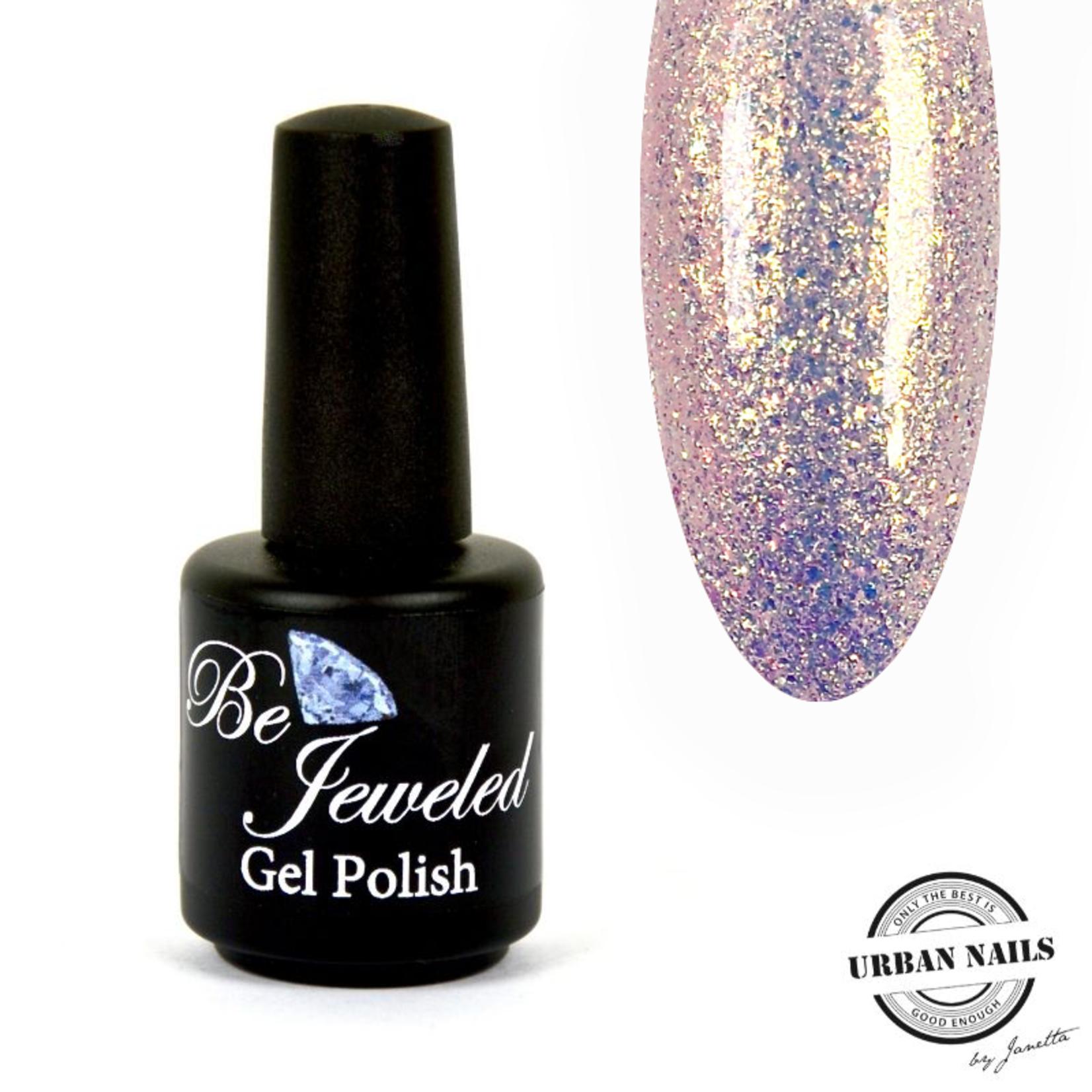 Urban Nails Be Jeweled Enchanted Gelpolish 11 Paars/Groen