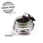 Urban Nails Chunky Chameleon 03 Rood/Zwart