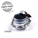 Urban Nails Chunky Chameleon 05 Zwart/Blauw