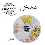 Urban Nails JuWheels JW05 Mix