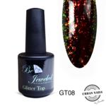 Urban Nails Glitter top gel 8