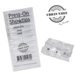 Urban Nails Press-on/Showtips Stiletto XXL Clear 504x