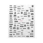 Moyra Moyra Nail Stickers 09