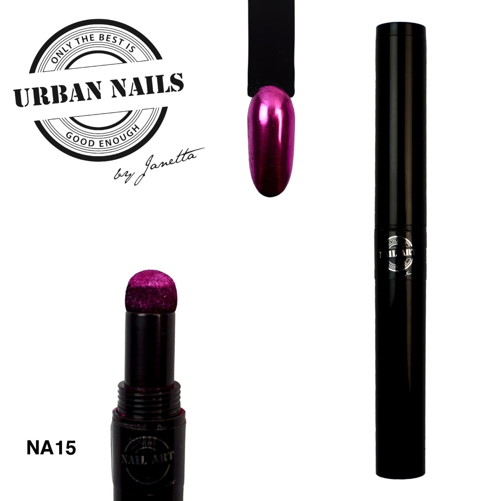Urban Nails Chrome pen 15