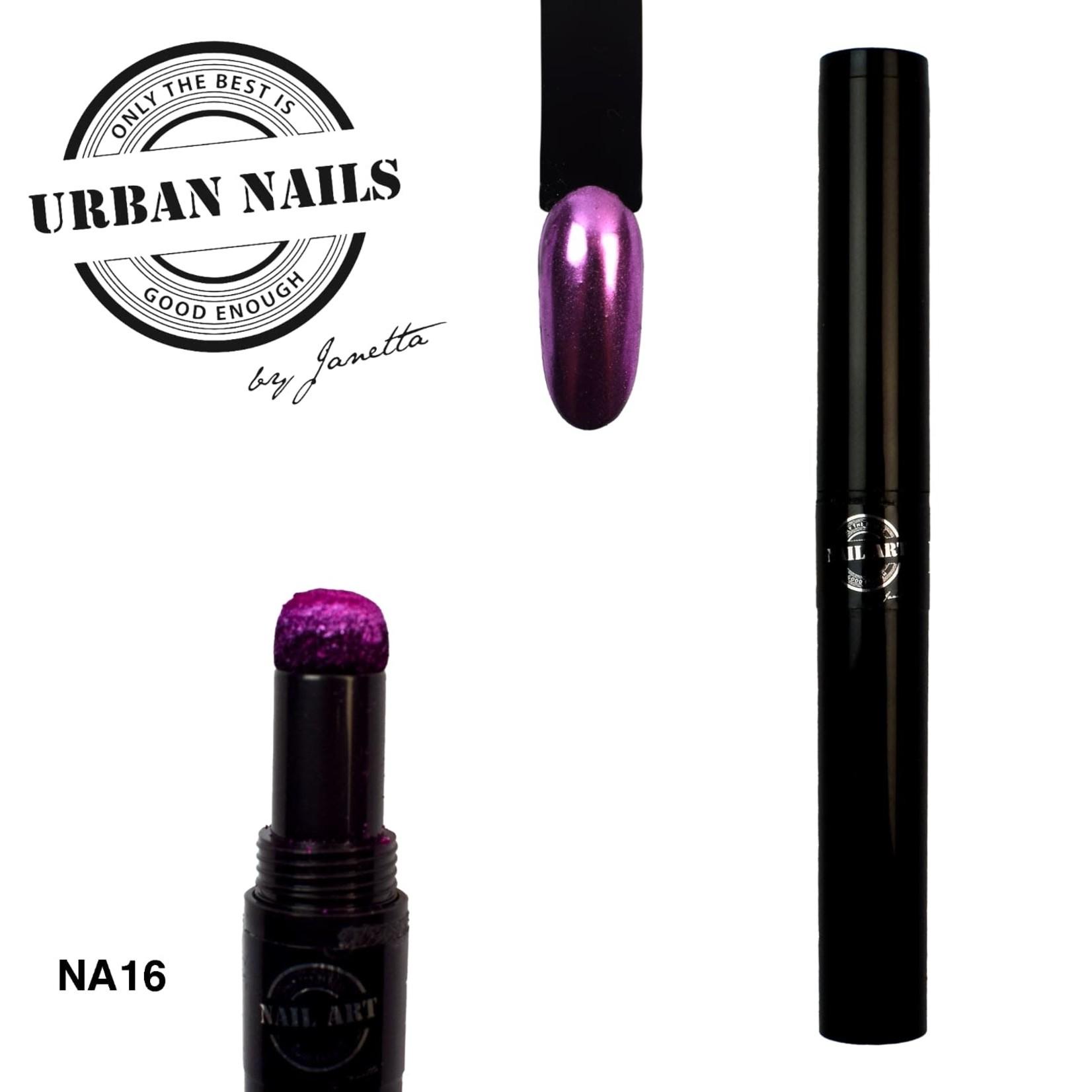 Urban Nails Chrome pen 16